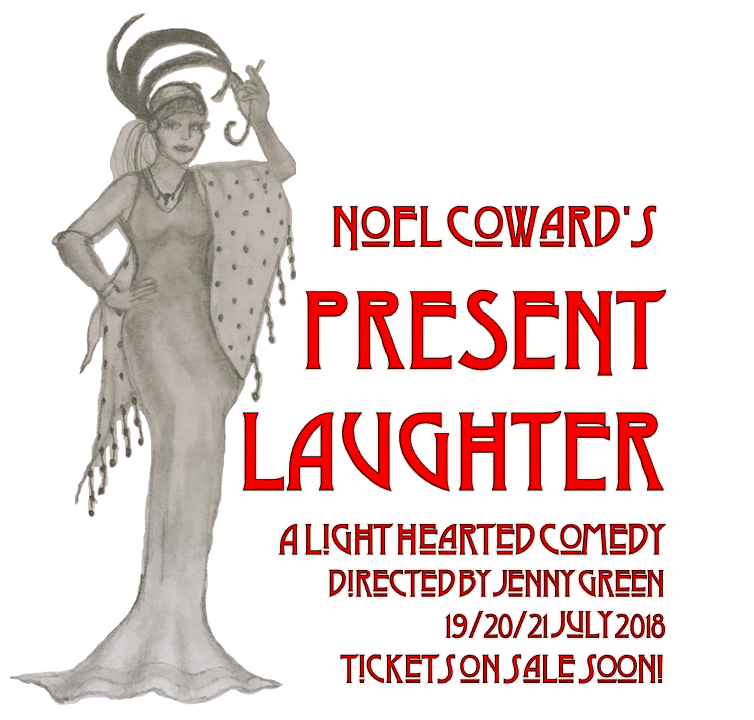 Present Laughter, Lyndhurst Drama and Musical Society 2 (July 2018)