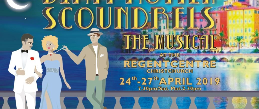 Dirty Rotten Scoundrels – The Musical