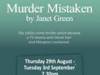 Murder Mistaken