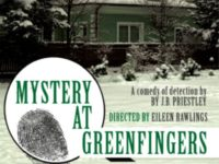 Mystery At Greenfingers