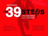 The 39 Steps: A Live Radio Drama
