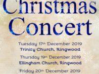 RMDS Christmas Concert