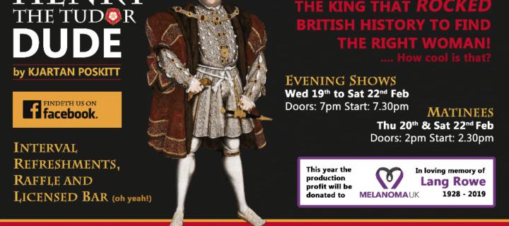Henry The Tudor Dude