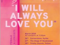 UPCOMING PRODUCTION: I Will Always Love You