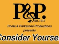 'Consider Yourself' Invited by P&P Productions' Virtual Choir!