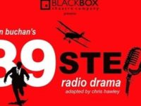 BlackBox Theatre Company presents 'The 39 Steps Radio Drama'