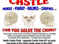 Murder Mystery Walk by the Castle